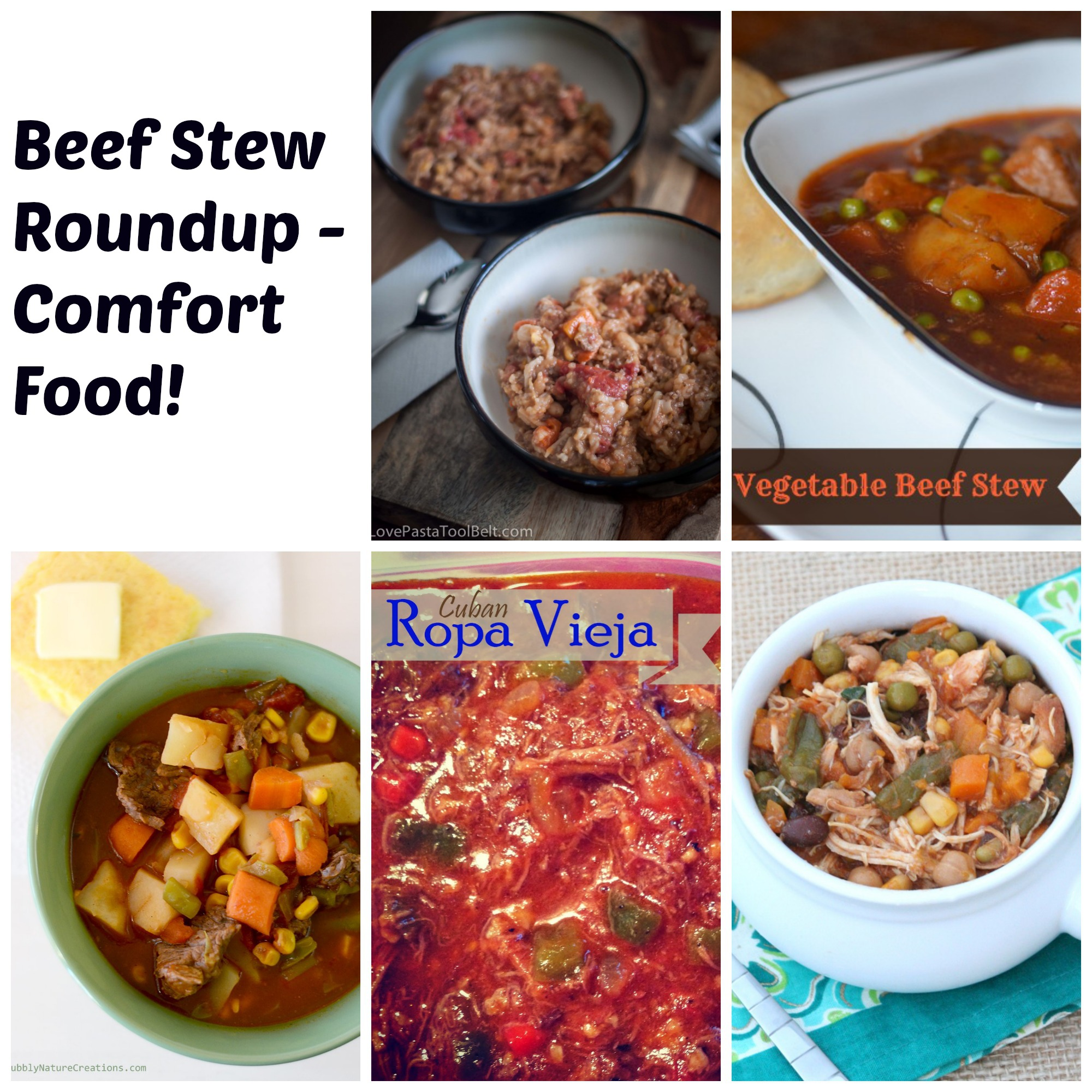 Beef Stew Roundup