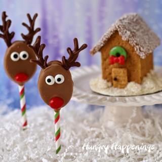 Honey Maid and Skippy Reindeer Pops