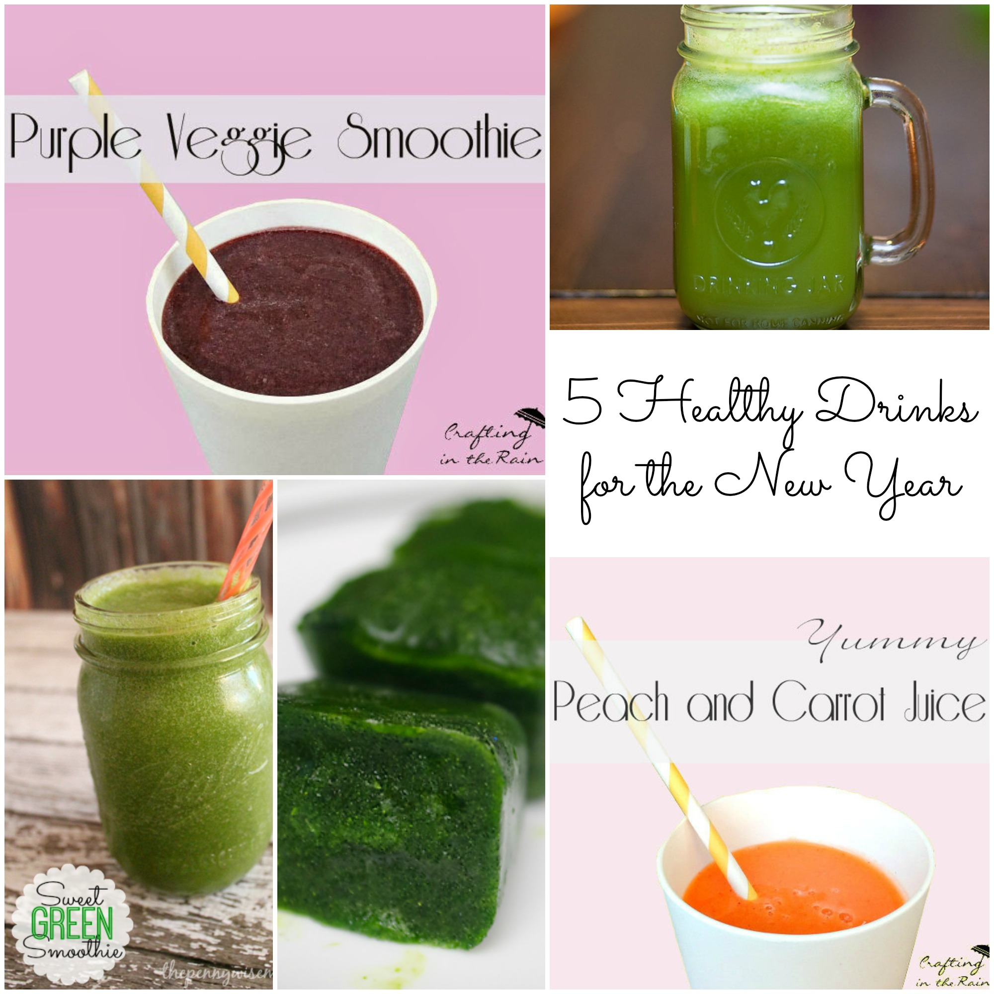 healthy drinks, green juice, fruit juice, fruit and veggie drink recipes