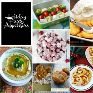 Holiday Appetizers Roundup