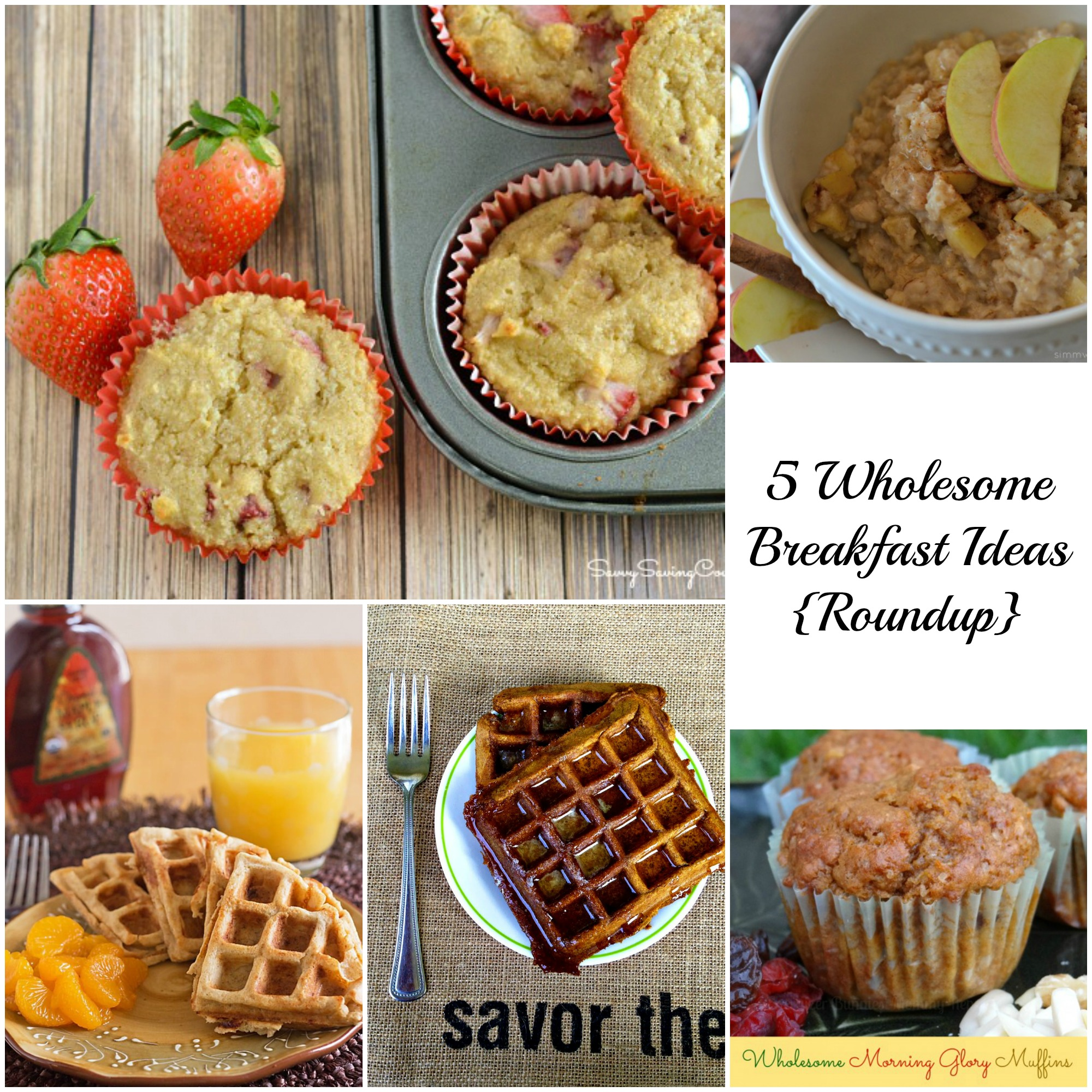 breakfast recipes, waffles, muffins, healthy breakfast