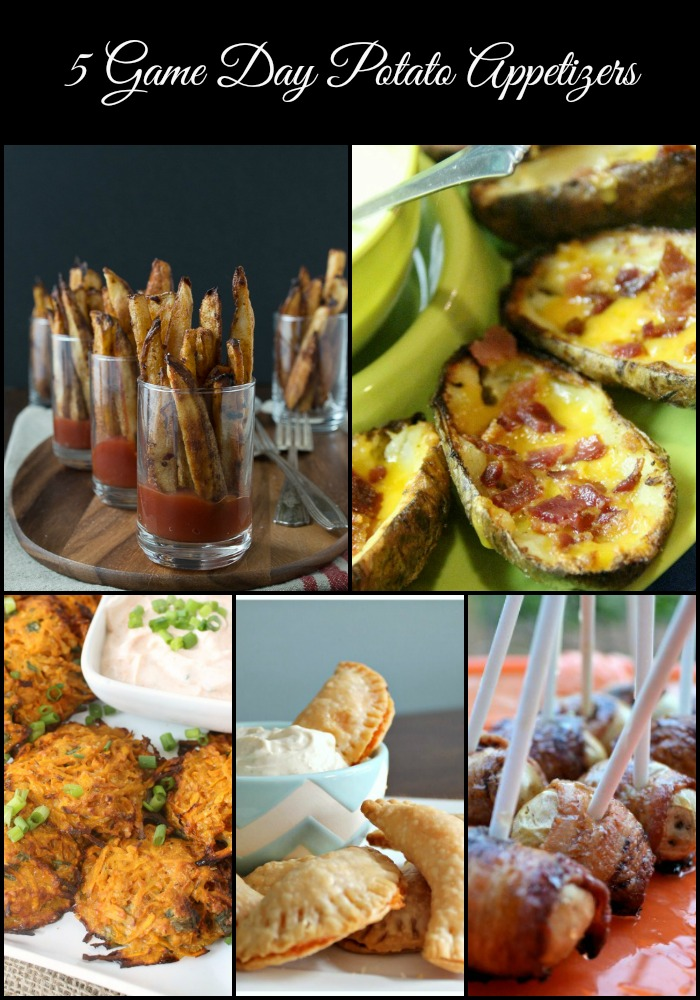 potato appetizers, homemade fries, potato skins, party foods