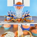 Tips and recipes for hosting a Slam Dunk Basketball Party