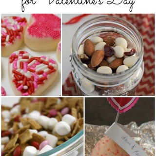4 Delicious Snacks for Valentine's Day