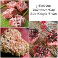 rice krispie treats, Valentine's Day recipes