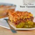 Lower Sodium Taco Casserole for Taco Tuesday