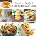 6 Breakfast Ideas that are easier than you think #SoFab
