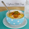 Vegetarian Potato Soup Recipe