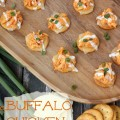 Buffalo Chicken Crackers Appetizer #PutItOnARitz #SoFab #ad