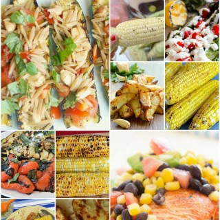 Complete Your Meal with Grilled Side Dishes