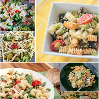 Picnic-Perfect Pasta Salads