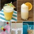 5 Fun and Fruity Spring Drink Recipes #SoFabFood
