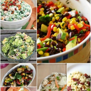 Delicious Non-Traditional Side Salad Recipes