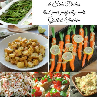 The Best Side Dishes to Pair with Grilled Chicken