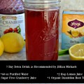 7 Day Detox Drink as Recommended by Jillian Michaels