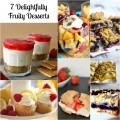 7 Fruity Summer Dessert Recipes