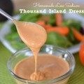 Heart-Healthy Homemade Thousand Island Dressing
