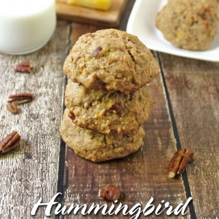 Best Gluten Free Hummingbird Breakfast Cookies