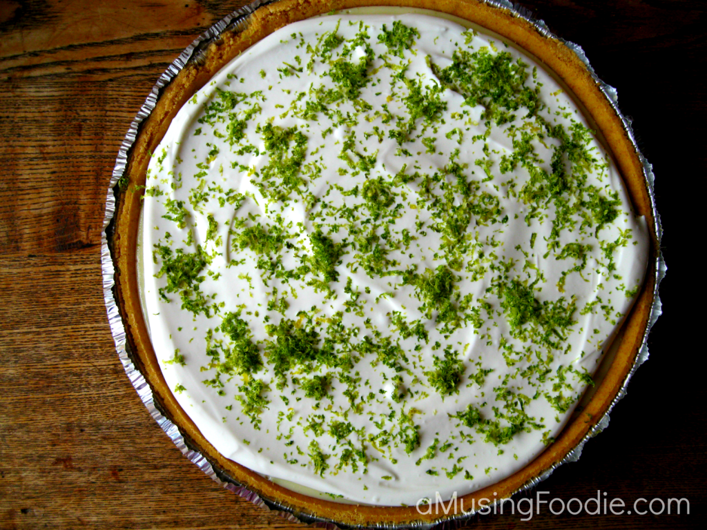 Homemade Key Lime Pie Recipe