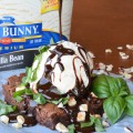 Sweet Basil Brown Sundaes Recipe