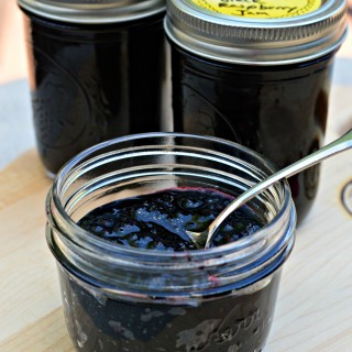 DIY Small-Batch Black Raspberry Jam