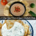 5 Football Party Dips: A Recipe Roundup