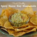 heart healthy spicy guacamole recipe