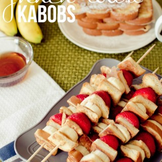 French Toast Kabobs: A Fun Breakfast Idea