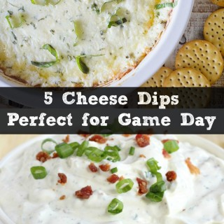 5 All Star Cheese Dip Recipes Perfect for Game Day