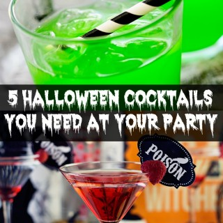 5 Halloween Cocktails You Need at This Year's Party