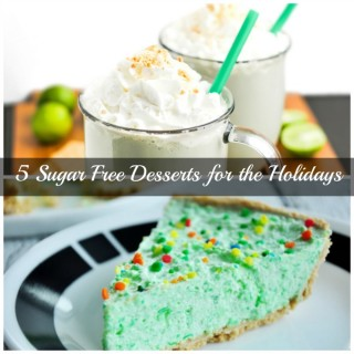 5 Sugar Free Desserts for the Holidays