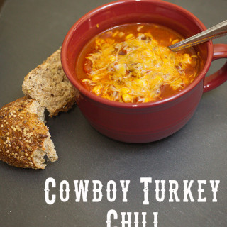 30 Minute Cowboy Turkey Chili