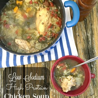 Flush The Fat Away with Chicken Detox Soup