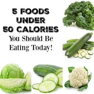 5 Foods Under 50 Calories You Should Be Eating