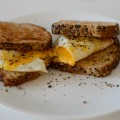 Easy Fried Egg Sandwich