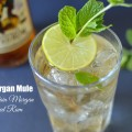 The Morgan Mule with Captain Morgan