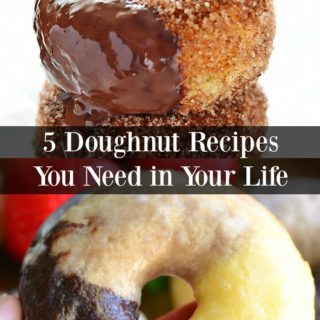 5 Homemade Doughnut Recipes You Need in Your Life