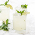 Lemon Drop Mint Margarita