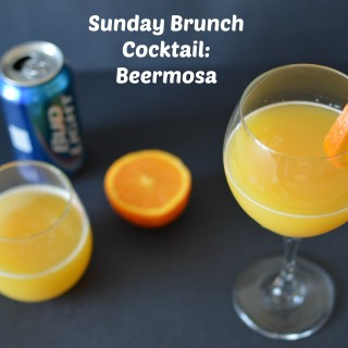 Beermosa – A Sunday Brunch Cocktail