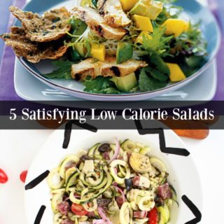 5 Low Calorie Salads That Won't Leave You Hungry
