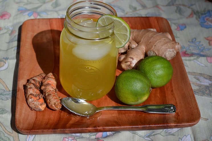 5 Turmeric Drinks For Good Health