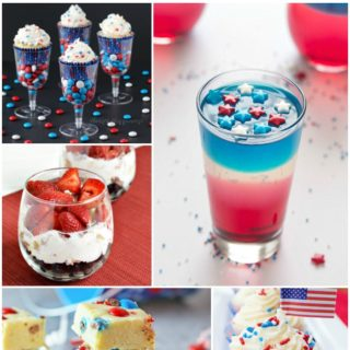 5 Simple Patriotic Dessert Recipes
