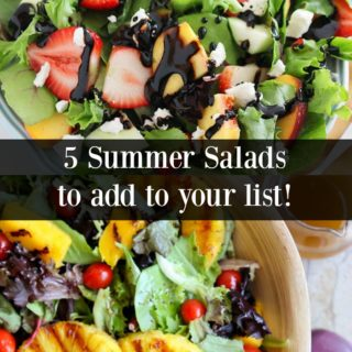 5 Summer Salads You'll Want to Try Today