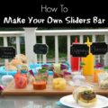 How To Make Your Own Sldiers Bar