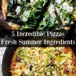 5 Summer Pizzas You Need to Try