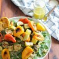 Grilled Summer Veggie Quinoa Salad