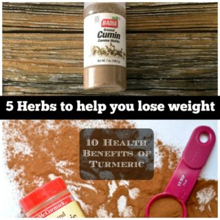 5 Herbs to Help You Lose Weight