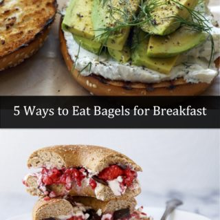 5 Delicious Ways to Eat Bagels for Breakfast