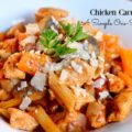 Chicken Cacciatore A One Pan Meal