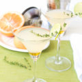 Honey Grapefruit Martini